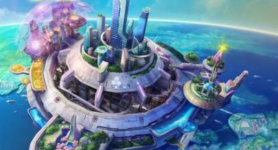这里是苍月岛的地方